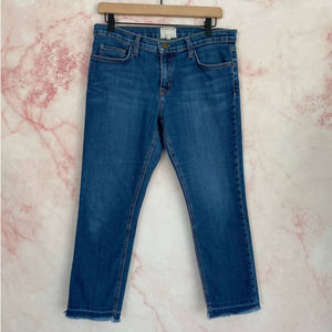 Current/Elliot Cropped Straight Stagecoach - 28